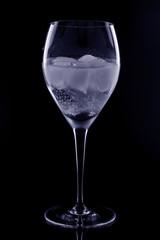 Kühles Mineralwasser