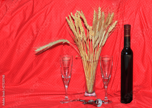 Wine and Wheat