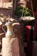 Teekanne in Petra