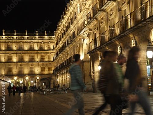 Keuken foto achterwand Antwerpen Plaza Mayor de Salamanca