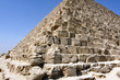 .giza pyramids, cairo, egypt