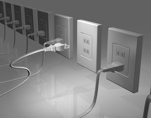 Power saving image
