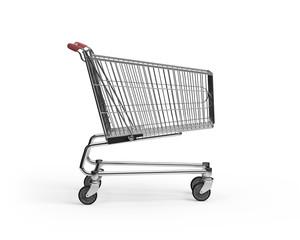 Shopping cart generated image