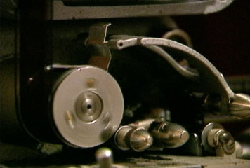 trnasporter of film reel