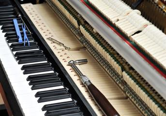 Klavierstimmer Werkzeug