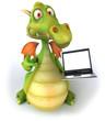 Dragon et portable
