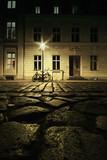 Potsdam bei Nacht poster