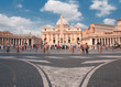 Plaza San Pedro Vaticano