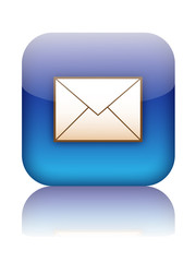 E-MAIL Web Button (contact us address online message internet)