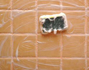 sponge and foam