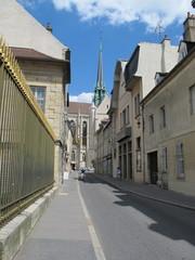 vue de la cathédrale St Bénigne à Dijon