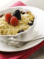cobbler fruit desert