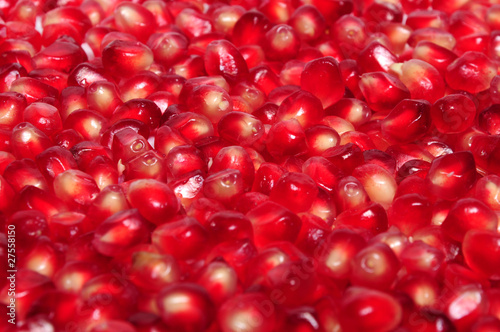 Pomegranat grains