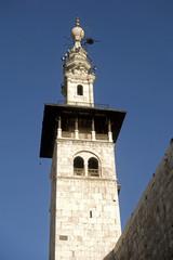Bride Minaret, Damascus, Syria