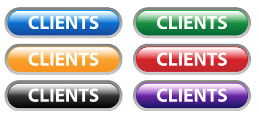 CLIENTS Web Buttons Set (partners contacts projects customers)