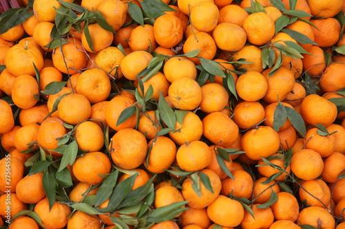 Keuken foto achterwand Boodschappen Oranges