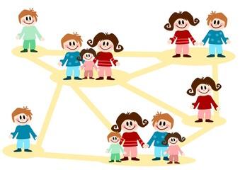 Netzwerk Familie