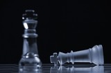 Chess for Business or Politic strategy poster