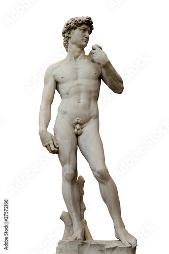 Sculpture of David by Michelangelo