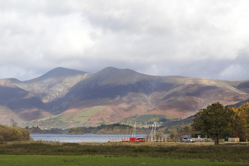 Northern Derwent Water