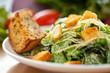 Caesar salad Close up 1
