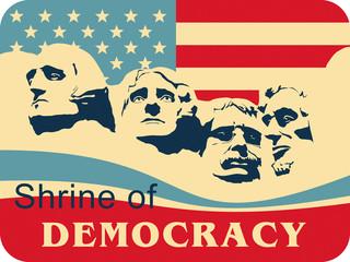 Mount Rushmore – Shrine of Democracy