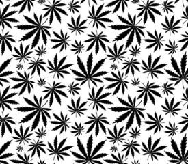cannabis pattern