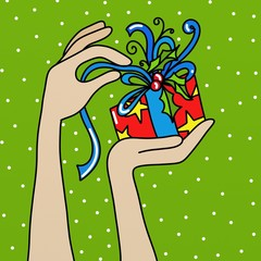 aprire i regali