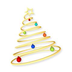 Weihnachtsbaum 3D