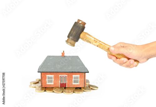 House market crisis