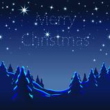 Merry Christmas, Weihnachtskarte, international