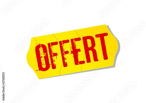Offert