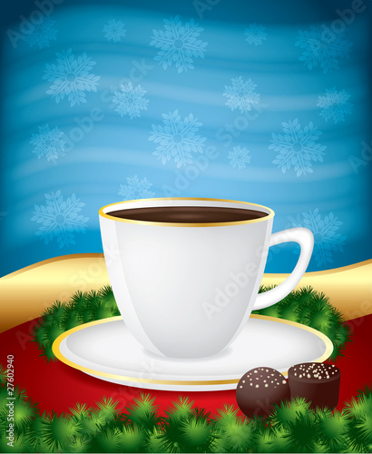 Christmas background ,vector
