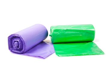 trash bags rolls