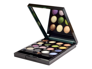 Eye shadows set