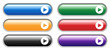 Blank Vector Web Buttons (template internet colours click here)