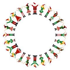 Merry Xmas happy circelebration