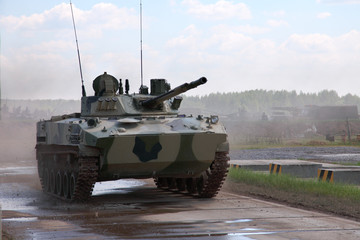 Russian Military BMP