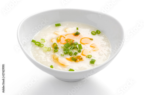 Asian Rice Porridge