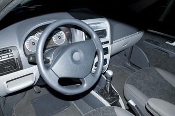 Controles del coche