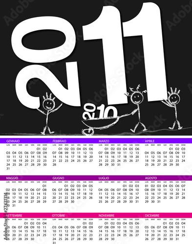 calendario 2011 brasil. Calendario 2011
