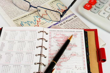Borsa e mercati finanziari