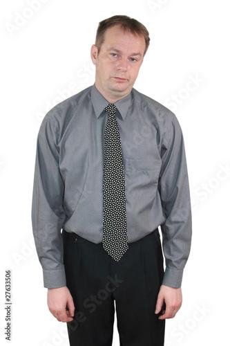 Geschäftsmann - Typ Phlegmatiker