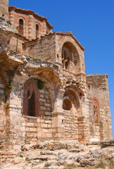 Old church in Monemvasia