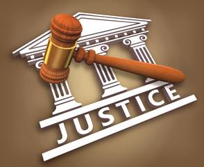 justice + mazo