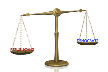 Republicans and Democrats