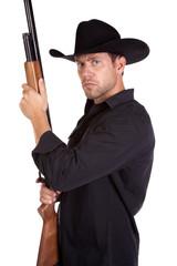 serious man rifle