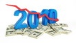 fall in business profits in new year 2010