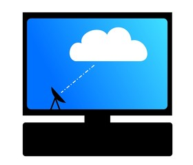 Cloud-Computing mit Desktop-PC