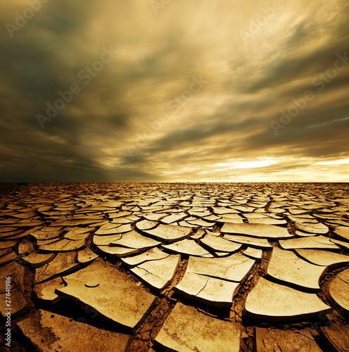 Drought land - 27641986
